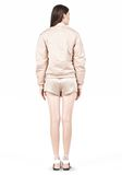 T by ALEXANDER WANG TECHNICAL MEMORY SATIN BOMBER JACKET BOMBER Adult 8_n_r
