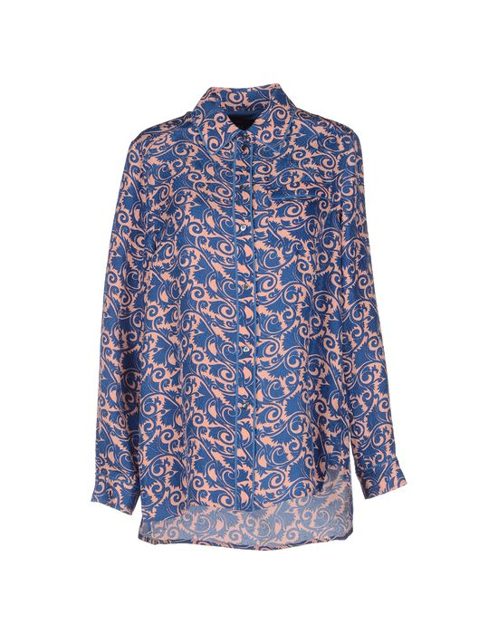 MARC BY MARC JACOBS Рубашка с длинными рукавами marc jacobs рубашка с принтом