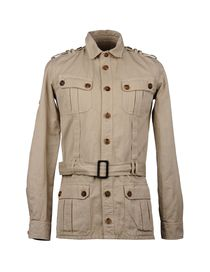 BALMAIN - Mid-length jacket