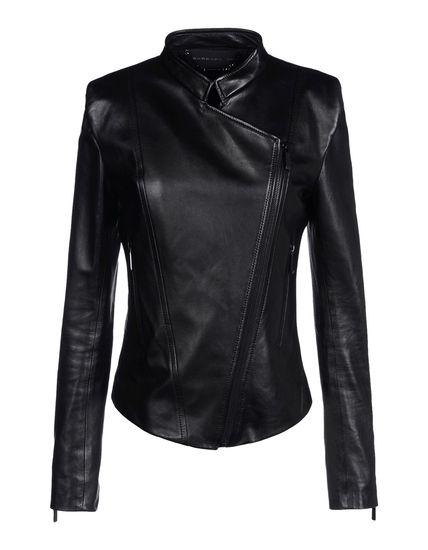 Leather perfecto jacket