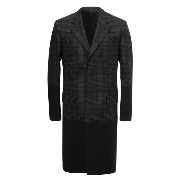 Alexander McQueen, Stop Check Overcoat
