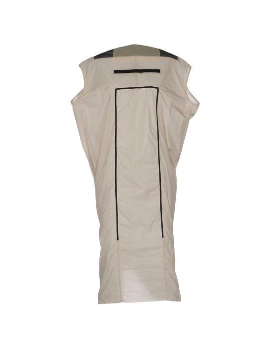 Фото RICK OWENS Платье до колена. Купить с доставкой