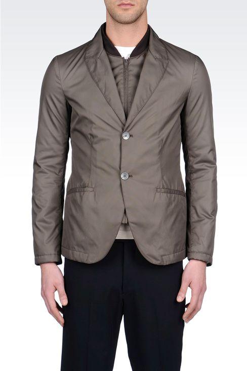 giacca sportiva armani