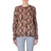Stella McCartney - Pull imprimé serpent - PE14 - r