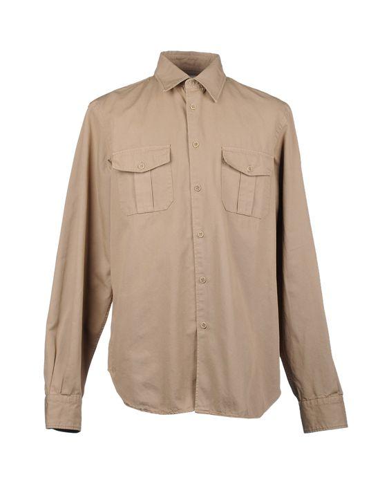 YS ASPESI Рубашка с длинными рукавами evolis avansia duplex expert