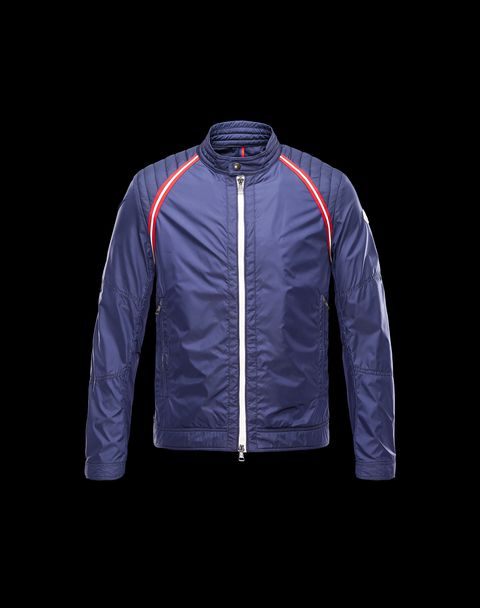 MONCLER Men - Spring-Summer 14 - OUTERWEAR - Jacket - HENRI