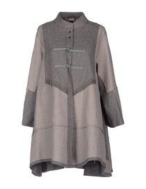 MARITHE' F. GIRBAUD - Full-length jacket