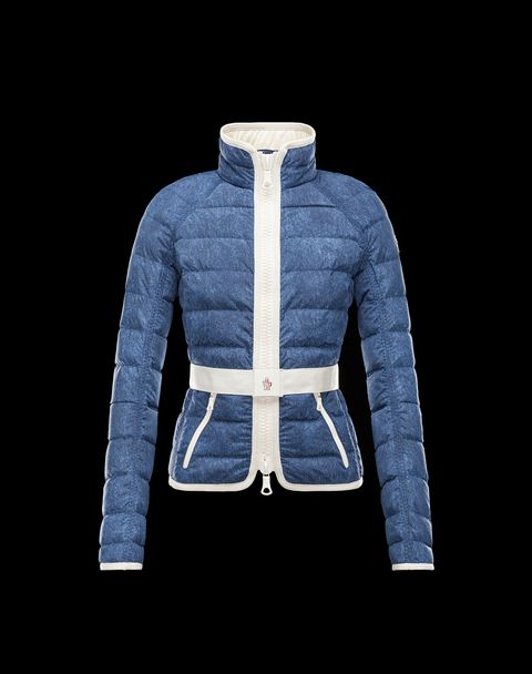 MONCLER GRENOBLE Women - Spring-Summer 14 - OUTERWEAR - Jacket - LILLA