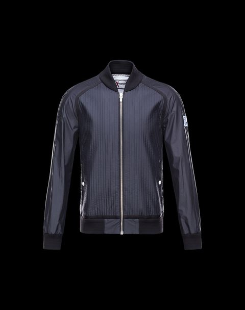 MONCLER GAMME BLEU Men - Spring-Summer 14 - OUTERWEAR - Jacket -