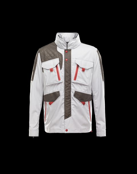 MONCLER Men - Spring-Summer 14 - OUTERWEAR - Jacket - BUSHBUCK