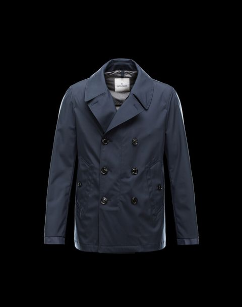 MONCLER Men - Spring-Summer 14 - OUTERWEAR - Overcoat - STEPHANE