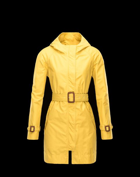 MONCLER Women - Spring-Summer 14 - OUTERWEAR - trench coat - ISIDE