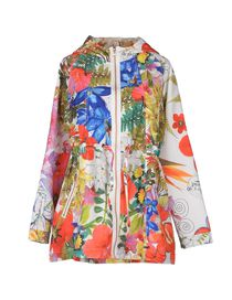 DESIGUAL - Mid-length jacket