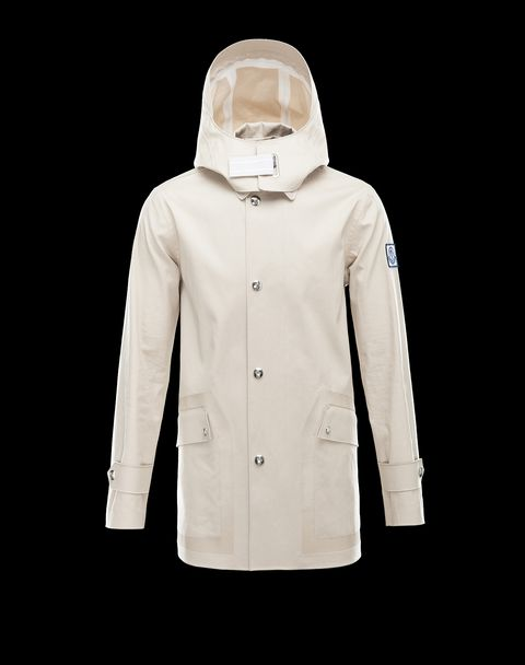 MONCLER GAMME BLEU Men - Spring-Summer 14 - OUTERWEAR - trench coat -