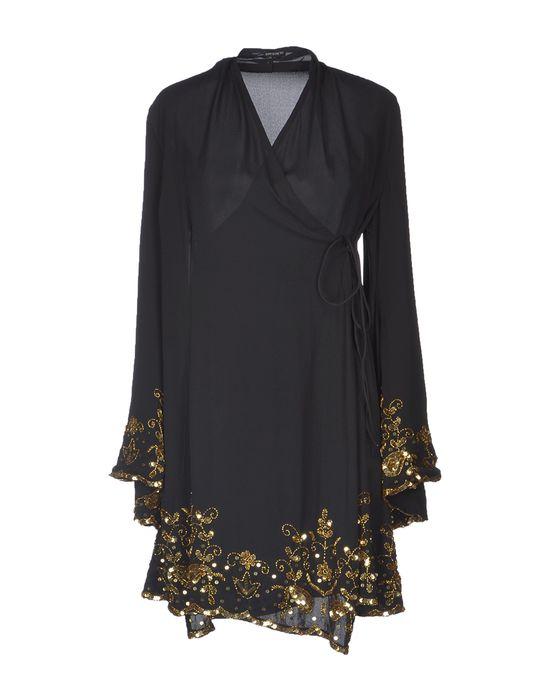 Фото PAS POUR TOI Короткое платье. Купить с доставкой
