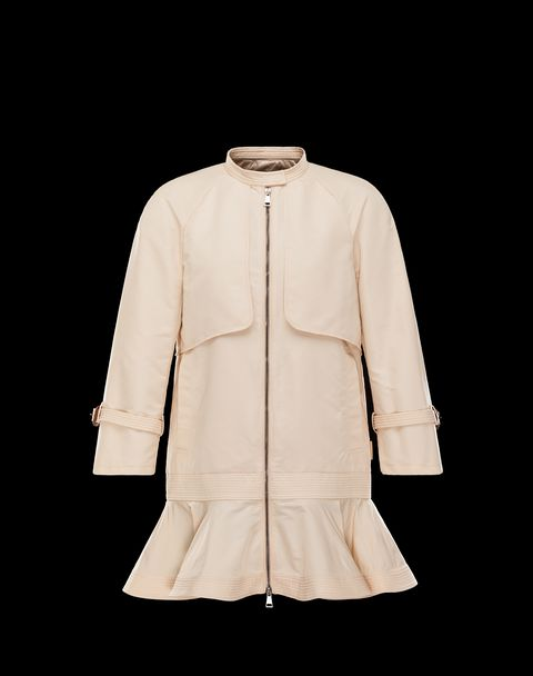 MONCLER Women - Spring-Summer 14 - OUTERWEAR - trench coat - DEGAULLE
