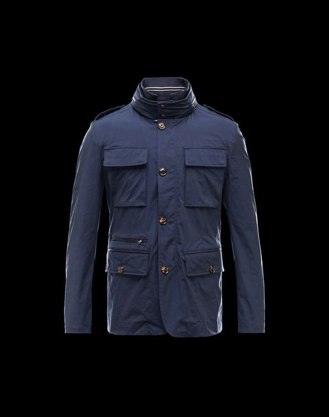 MONCLER Men - Spring-Summer 14 - OUTERWEAR - Heavy jacket - SERAPHIN