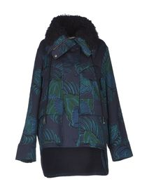 STELLA McCARTNEY - Mid-length jacket