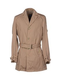 TJ TRUSSARDI JEANS - Full-length jacket