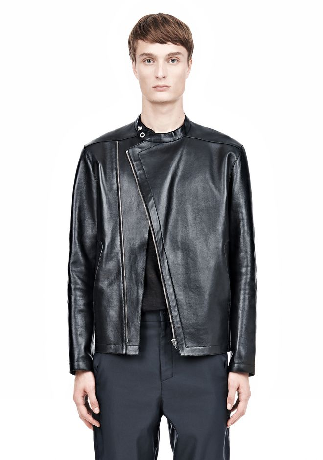 ALEXANDER WANG MOTORCYCLE JACKET Jacket Adult 12_n_a