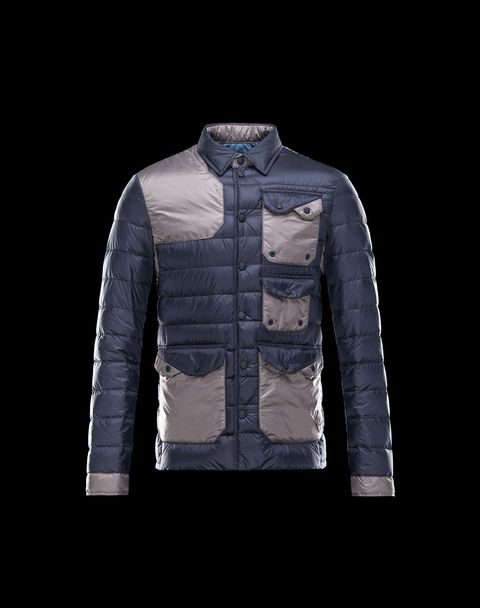 MONCLER W Men - Spring-Summer 14 - OUTERWEAR - Jacket - VIPER