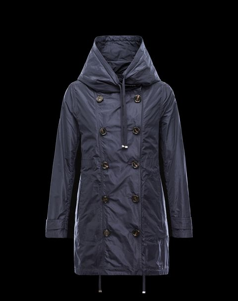 MONCLER Women - Spring-Summer 14 - OUTERWEAR - Heavy jacket - BAILLET