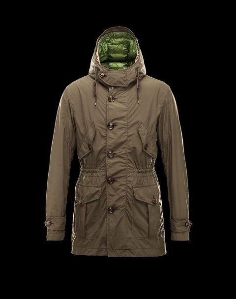 MONCLER Men - Spring-Summer 14 - OUTERWEAR - Heavy jacket - ULYSSE