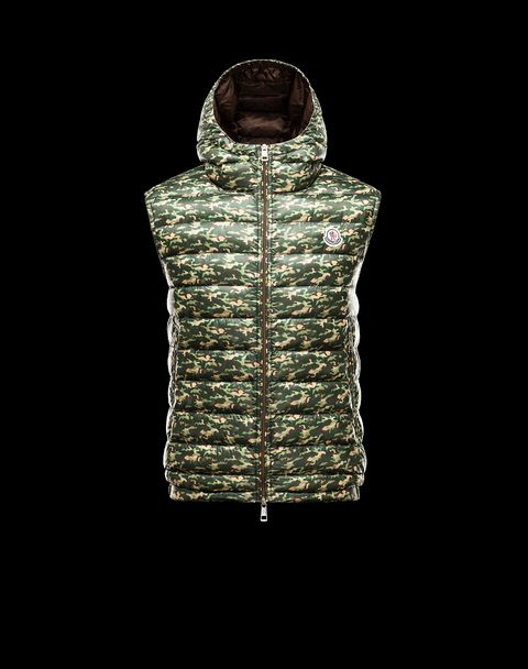 MONCLER Men - Spring-Summer 14 - OUTERWEAR - Vest -