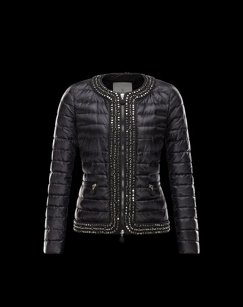 MONCLER Women - Spring-Summer 14 - OUTERWEAR - Jacket - CHARTRAN