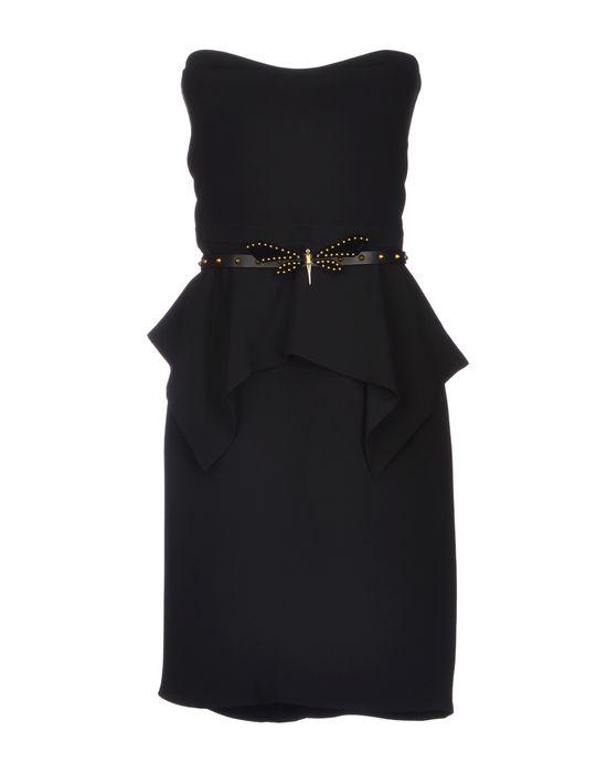 Фото GUCCI Короткое платье. Купить с доставкой