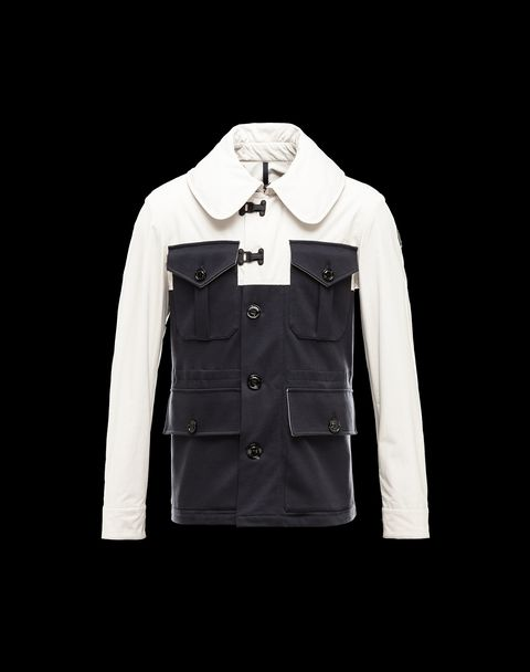 MONCLER Men - Spring-Summer 14 - OUTERWEAR - Jacket - SYLVESTRE