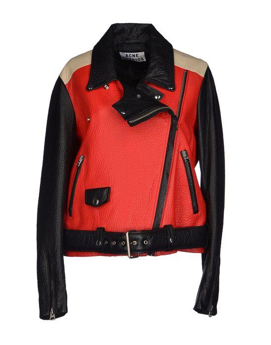 цена  ACNE STUDIOS Куртка  онлайн в 2017 году