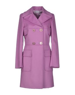 VERSACE COLLECTION Coats - Item 41439623