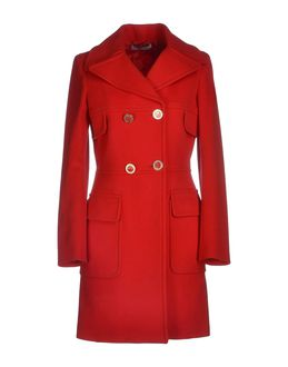 VERSACE COLLECTION Coats - Item 41439712