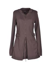 EUROPEAN CULTURE - Full-length jacket