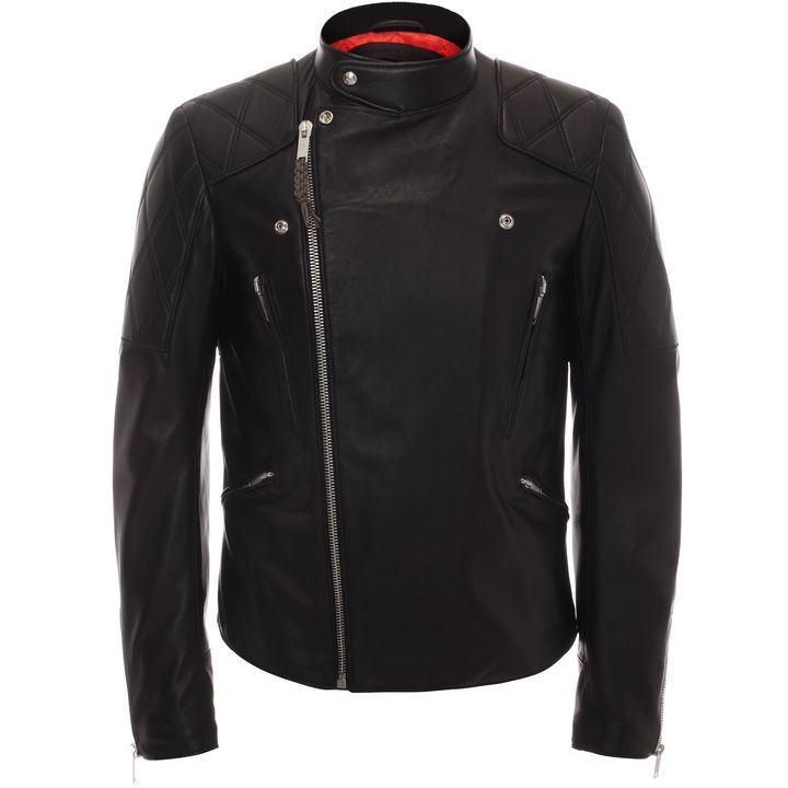 Alexander McQueen, Skull Leather Biker Jacket