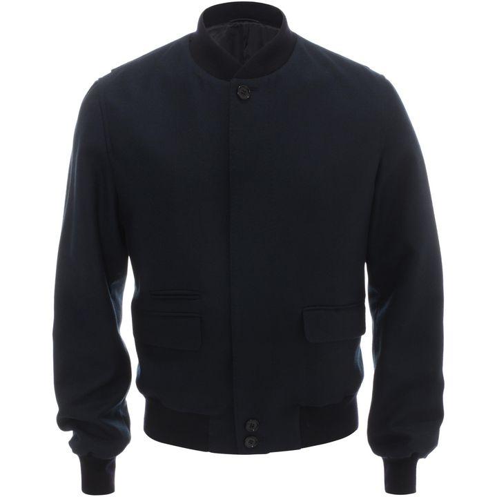 Alexander McQueen, Wool Bomber Jacket