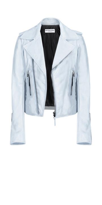Balenciaga Classic Biker Jacket