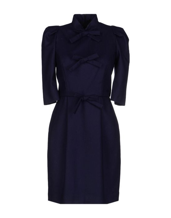 Фото TOMASO Короткое платье. Купить с доставкой