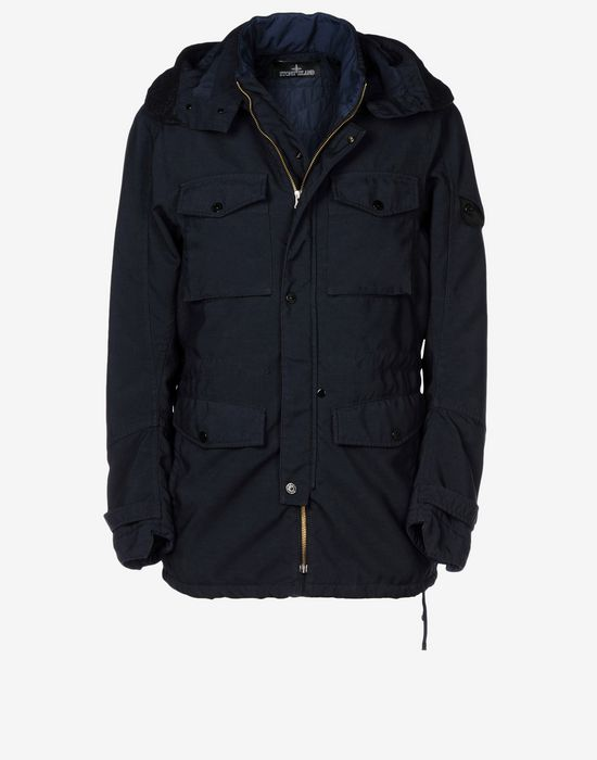 Manteau court 41004 FIELD JACKET   HOLLOWCORE PL STONE ISLAND SHADOW  PROJECT - 0 eaafc804b29c