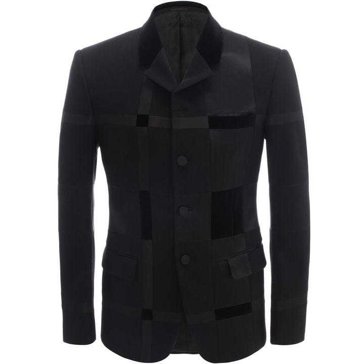 Alexander McQueen, Patchwork Evening Jacket
