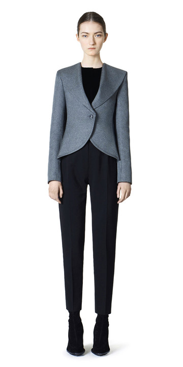 Balenciaga Waisted Jacket