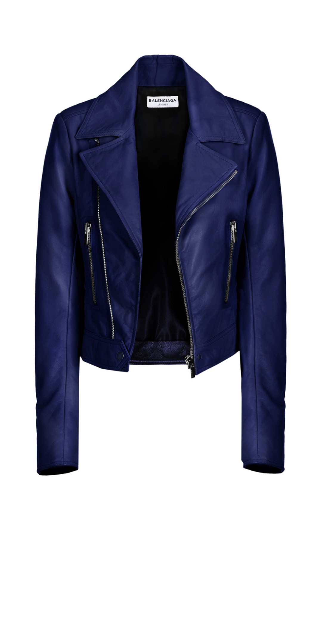 Balenciaga New Classic Biker Jacket
