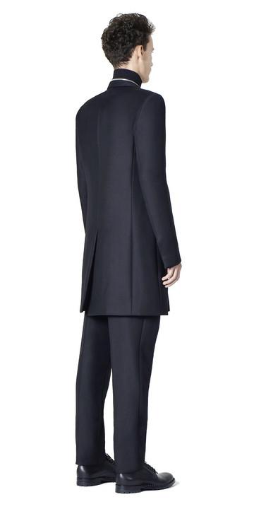 Balenciaga Double Breasted Zipped Coat