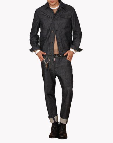 DSQUARED2 - Capospalla jeans