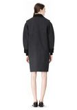 ALEXANDER WANG 2-IN-1 REVERSIBLE DOUBLE BREASTED COCOON COAT JACKETS AND OUTERWEAR  Adult 8_n_r