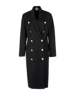 GV VERSATILE COUTURE BY GIANNI VERSACE Coats - Item 41464573