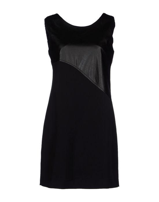 Фото VICTORIA C. Короткое платье. Купить с доставкой