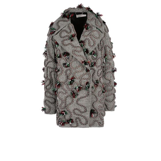 STELLA McCARTNEY, Mid, Grady Coat