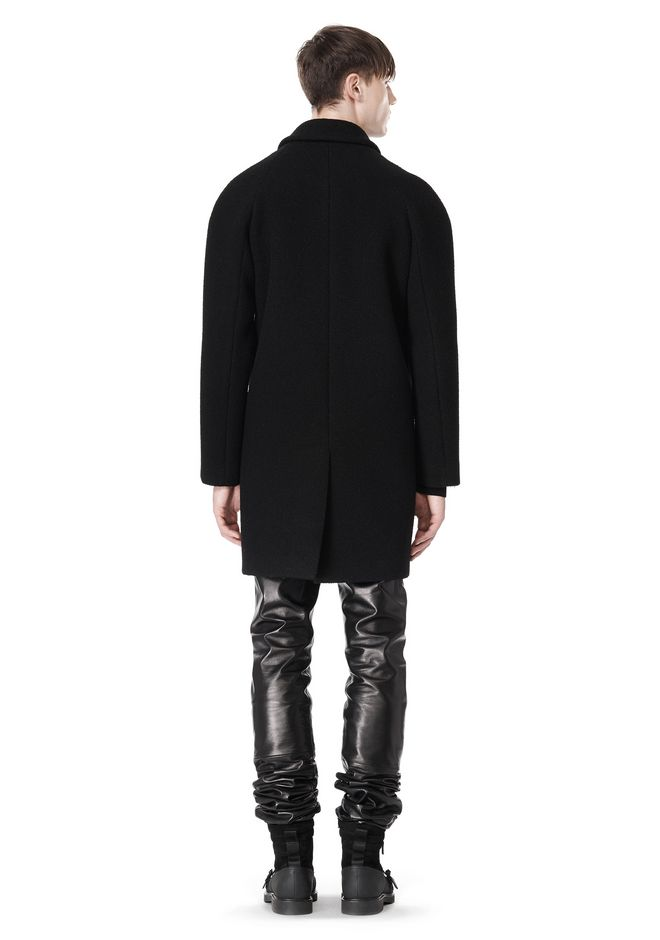 ALEXANDER WANG RAGLAN SLEEVE CARCOAT JACKETS AND OUTERWEAR  Adult 12_n_r